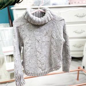 4T Knit Turtleneck